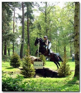 Military Cross on Cross Country Riding  And Indeed Eventing In General  Is A Fun And