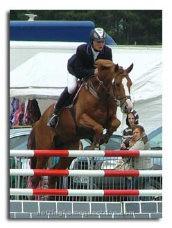 BSJA Showjumping at Oldcotes Charity Show