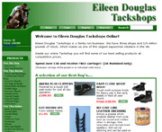 Eileen Douglas Tack Shops