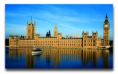 English Symbols - The Palace of Westminster