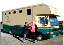Buying a horsebox - Always take the horsebox for a test drive