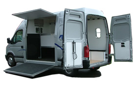 Buying A Horsebox - Small Van Horsebox