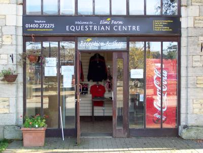 Lincolnshire - Elms Farm Equestrian Centre