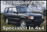 Keith Arnold Used 4x4 Specialists