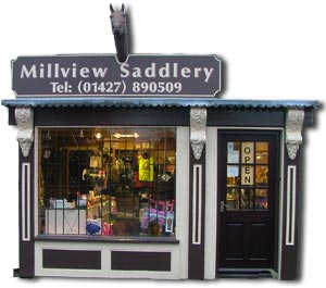 Lincolnshire - Millview Saddlery