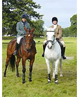 Horse Riding In Peebleshire