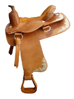 The Western Saddle