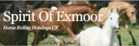 Spirit Of Exmoor Riding Holidays
