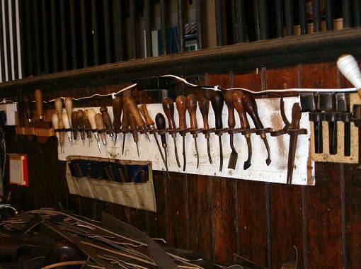 Lincolnshire - Mark Bushell Saddlers
