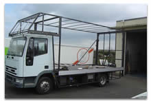 Buying A Horsebox - The Chassis