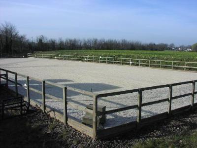 Ashen Equestrian Centre Schooling Arena