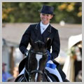 Dressage Rider Courtney King