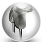 Dressage Saddle Icon