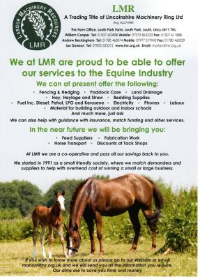 LMR Services Ltd