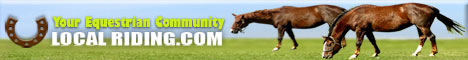 Local Riding - Online Equestrian Reference