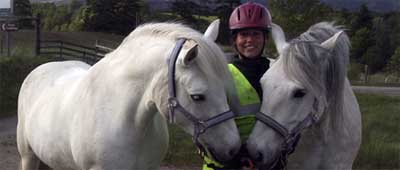 Newtonmore Riding Centre - Ormiston Highlands