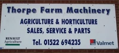Thorpe Farm Machinery