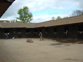 Tiptree Equestrian Centre Stable Block