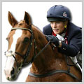 Top Event Rider Zara Phillips