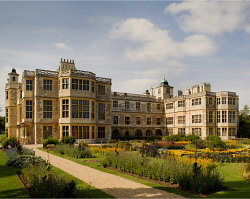 Audley End House and Gardens in Essex