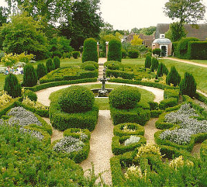 Bridge End Gardens in Essex