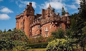 Brodick Castle Ayrshire Scotland