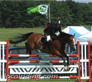 Eventing Show Jumping Obstacle Heights