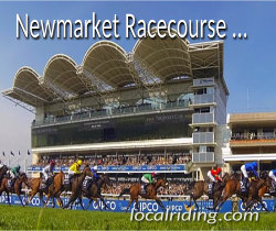 Newmarket Racecourse Suffolk
