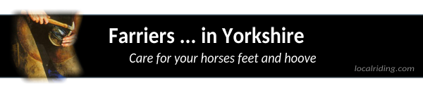Yorkshire Farriers & Blacksmiths