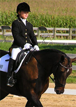 Dressage Attire - properly dressed for dressage