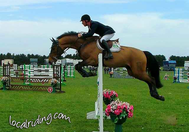Local Riders Show Jumping at Oldcotes 3
